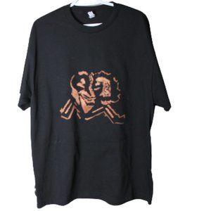 NWOT Bleached T-shirt, unisex